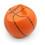 Flat Basketball Isolated
